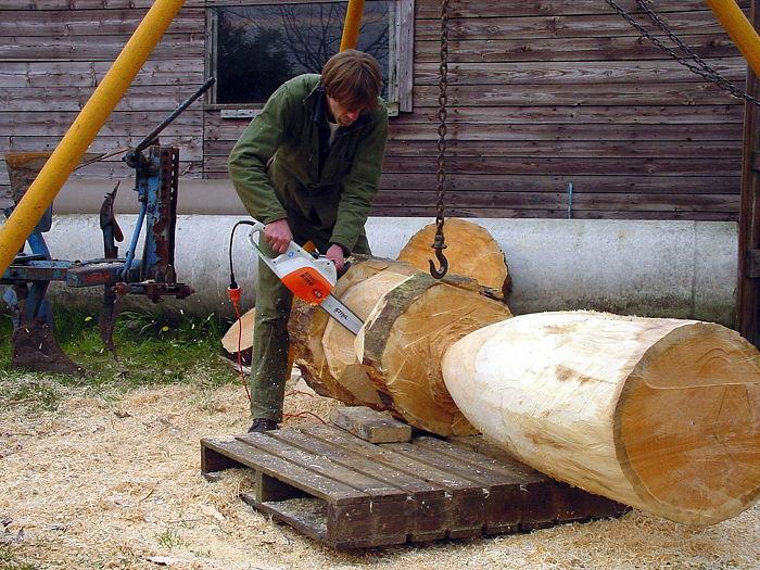 Materiaalinformatie hout en houten kruisen voor een graf - Een houten boom maken ...